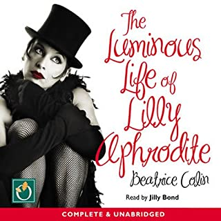The Luminous Life of Lilly Aphrodite cover art