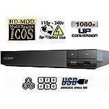 Sony BDP-S1700 Multi Region Blu-ray DVD, Region...