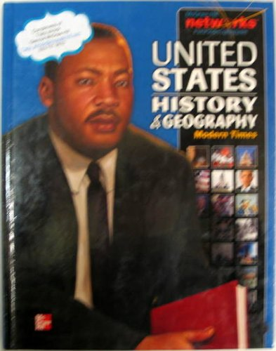 United States History and Geography: Modern Times, Student Edition (UNITED STATES HISTORY (HS))