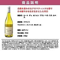 フランス 白ワイン 辛口 グルナッシュ ブラン イタリア 赤ワイン フルボディ ラクリマ ディ モッロ ダルバ 2種 各6本 飲み比べ ワインセット