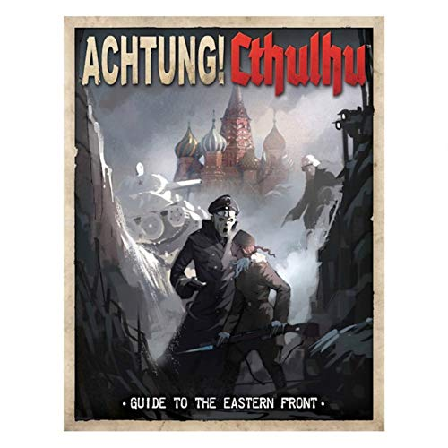 Achtung! Cthulhu Guide to the Eastern Front