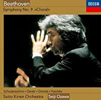 Beethoven: Symphony 9 Choral by Beethoven (2012-09-26)