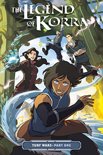 Art Animated: Vol 6 Great Adventure Comic Avatar The Legend Graphic Novels Of Korra For Young & Teens , Adults (English Edition)