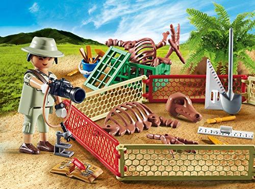 Paleontólogo Playmobil - Dinos (70605)
