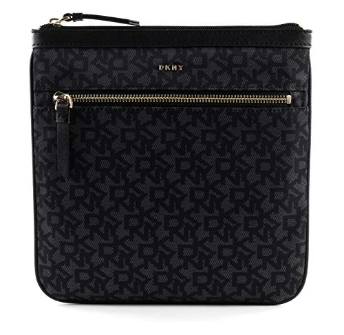DKNY Casey Crossbody Bag Black Logo/Black