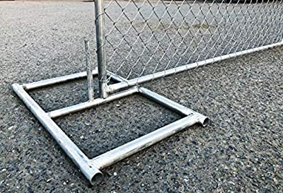 Base/Stand for Galvanized Steel Temporary Fencing Panel