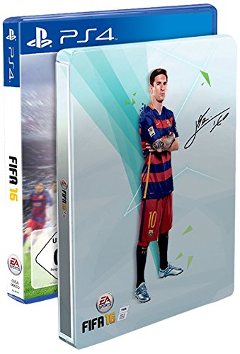 FIFA 16 - Steelbook Edition (exkl. bei Amazon.de) - [PlayStation 4]