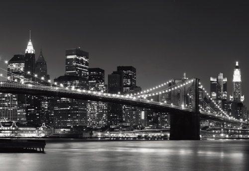 Eurographics DW-AU1064 New York Skyline, Dekowall 2,54 m x 3,66 m