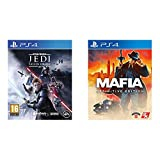 Product 1: Jedi: fallen order delivers the fantasy of becoming a Jedi through its innovative lightsaber combat system Product 1: Star Wars fans will recognize iconic locations, weapons, gear, and enemies Product 1: Ancient forests, windswept rock fac...