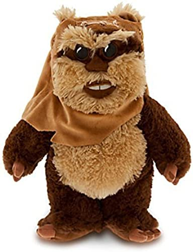 Disney officiel Star Wars 34cm Ewok Wicket souple Peluche