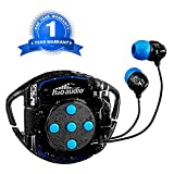 H2O Audio 100% Waterproof Headphones & Waterproof iPod Shuffle Case...