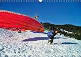 Freiheit und Abenteuer - Paragliding (Wandkalender 2021 DIN A3 quer) - 9