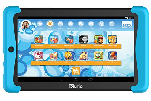 Diverse KurioTAB 2 Motion Kinder-Tablet WiFi 8 GB schwarz Android 5.0