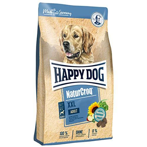 mächtig Happy Dog Premium – NaturCroq XXL, 15 kg