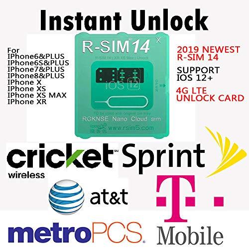 Edtara Tarjeta De Desbloqueo R Sim 14 Rsim Nano Para Iphone Xs Maxxrxs 876 4g Ios 12