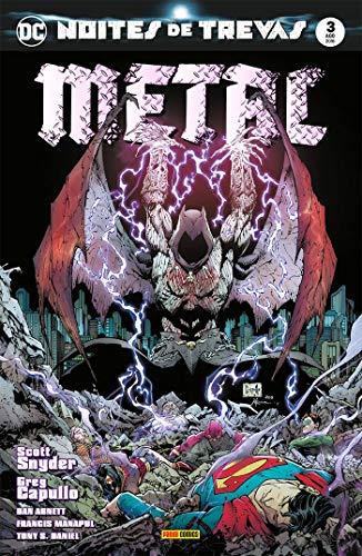 Noites de Trevas. Metal - Volume 3
