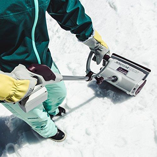 Sonneck Snowmaster Akku-Schneefräse, EA330V1 - 12