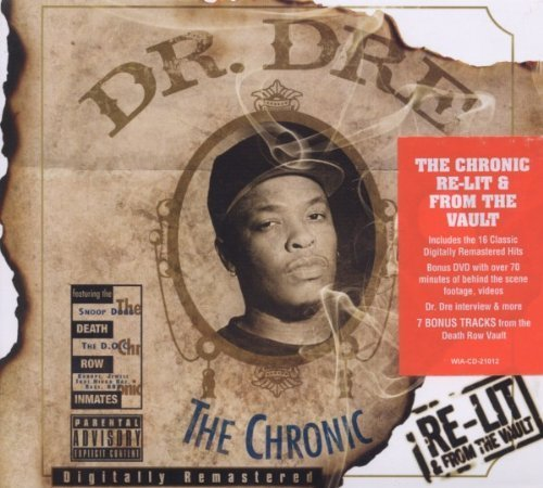 The Chronic : Re-Lit & From The Vault CD+DVD Edition by Dr. Dre (2009) Audio CD