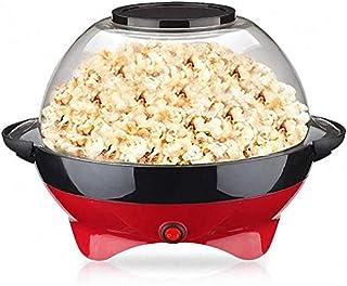 Machine à pop-corn à air chaud 5L, pop-corn 1200W Machin, Stir Crazy Popcorn Popper électrique avec tige d'agitation offre...