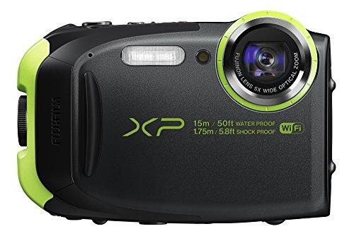 FUJIFILM コンパクトデジタルカメラ XP80 防水 ブラック XP80GB