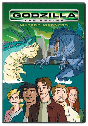 Godzilla: The Series : Mutant Madness