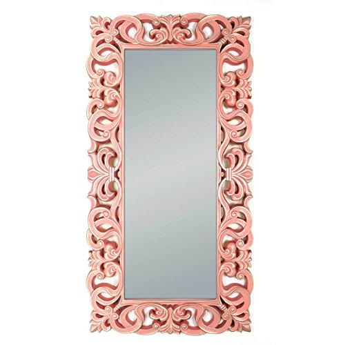 -Espejo Fabricado en España y Decorado a Mano- Medida Exter