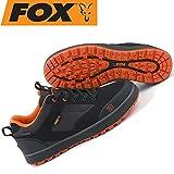 Fox Orange Shoes Schuhe - Angelschuhe, Anglerschuhe, Outdoorschuhe, Schuhgröße:Gr. 46/12