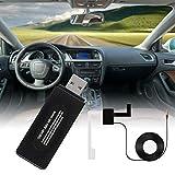 YSHTAN DAB-Empfänger Autoradios Zubehör Adapter Universal KFZ Auto Auto Auto Auto USB DAB Digital Broadcasting FM Transmitter Radio Receiver