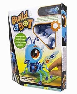 Build a Bot Hormiga, Mint de Juguete para niños de 5–12años, Robot de Montar de KD Alemania