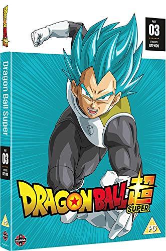 Dragon Ball Super Part 3 (Episodes 27-39) [DVD]