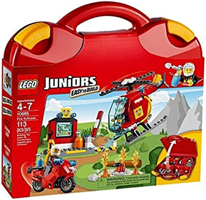 LEGO Juniors 10685  Feuerwehr  Koffer