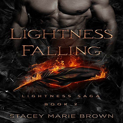 Lightness Falling audiobook cover art
