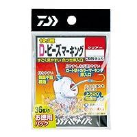ダイワ(Daiwa) ビーズマーキング 快適 D-ビーズマーキング 徳用クリヤーM 710879