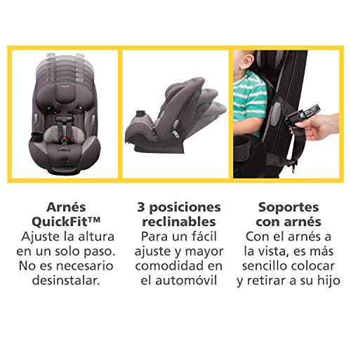 Safety 1st Continuum 3-in-1 Car Seat, Wind Chime