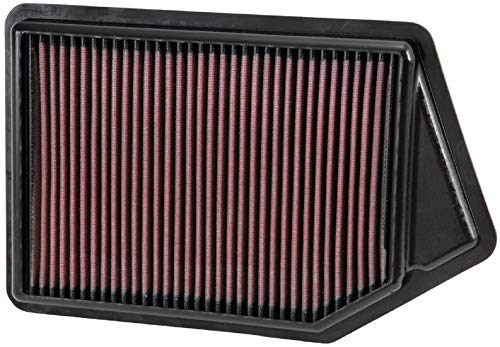 Price comparison product image K&N Engine Air Filter: High Performance,  Premium,  Washable,  Replacement Filter: 2013-2019 Honda / Acura L4 (Accord,  Spirior,  TLX),  33-2498