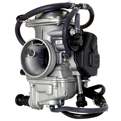 Caltric Carburetor Compatible with Honda 350 Rancher Trx350Fe Trx350Fm 2000-2003 New Carb