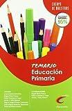 Temario Educación Primaria. Oposiciones. Cuerpo de maestros - 9788428380997