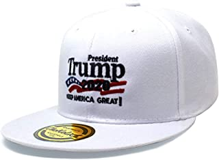 a2c2024a ChoKoLids Trump 2020 Keep America Great Campaign Embroidered USA Hat |  Baseball Bucket Trucker Cap