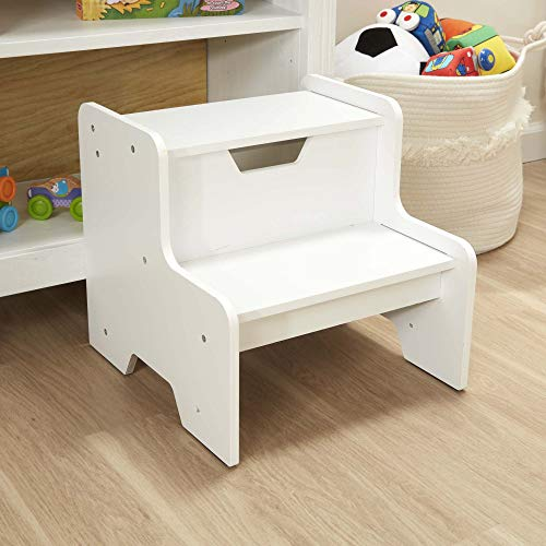 Melissa & Doug Step Stool - White