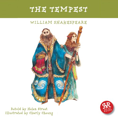 The Tempest: Shakespeare's Plays as Accessible Drama for Younger Listeners audiobook cover art