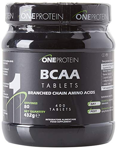 One Protein Bcaa Tablets (400 compresse)
