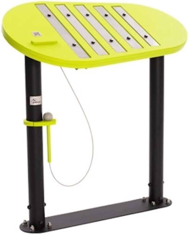 KBT Play InstruHommest de Musique pour Collectivits Xylophone Echo Piano ancrage Plat