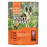 Bayer Synovi G4 Soft Chews Glucosamine Joint Supplement for Dogs, Count of 60, 60 CT