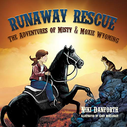 Runaway Rescue Audiobook By Niki Danforth cover art