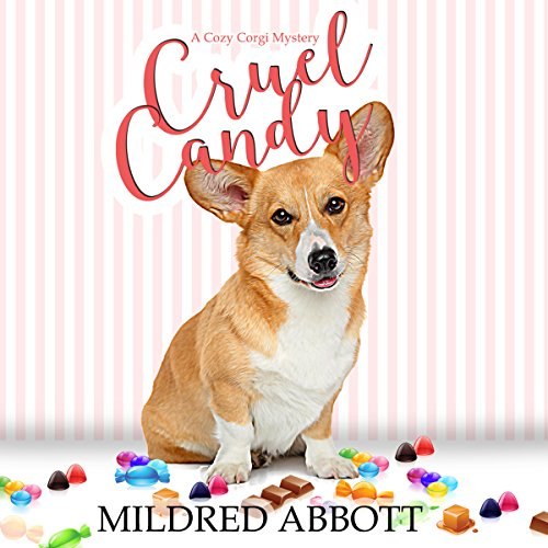 Cruel Candy audiobook cover art