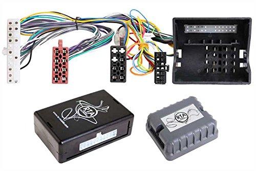 RTA 032.526-0 CAN Bus Multimedia mit PREMIUM Aktivadapter - ohner Lenkradfernbedienung kompatibel mit Audi