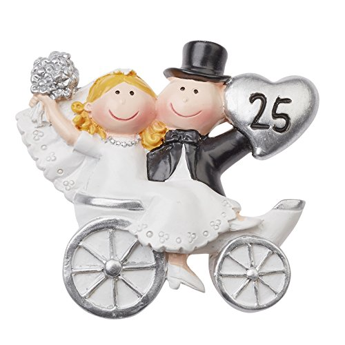 Hochzeitskutsche 25, 2D, ca. 5 cm