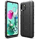 Sucnakp LG Q92 Case Heavy Duty Shock Absorption Phone Cases