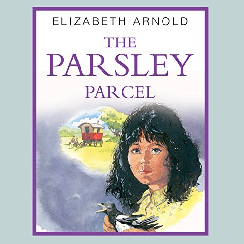 The Parsley Parcel audiobook cover art