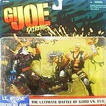 G I Joe Extreme Lt. Stone Vs. Iron Claw Ultimate Battle Set